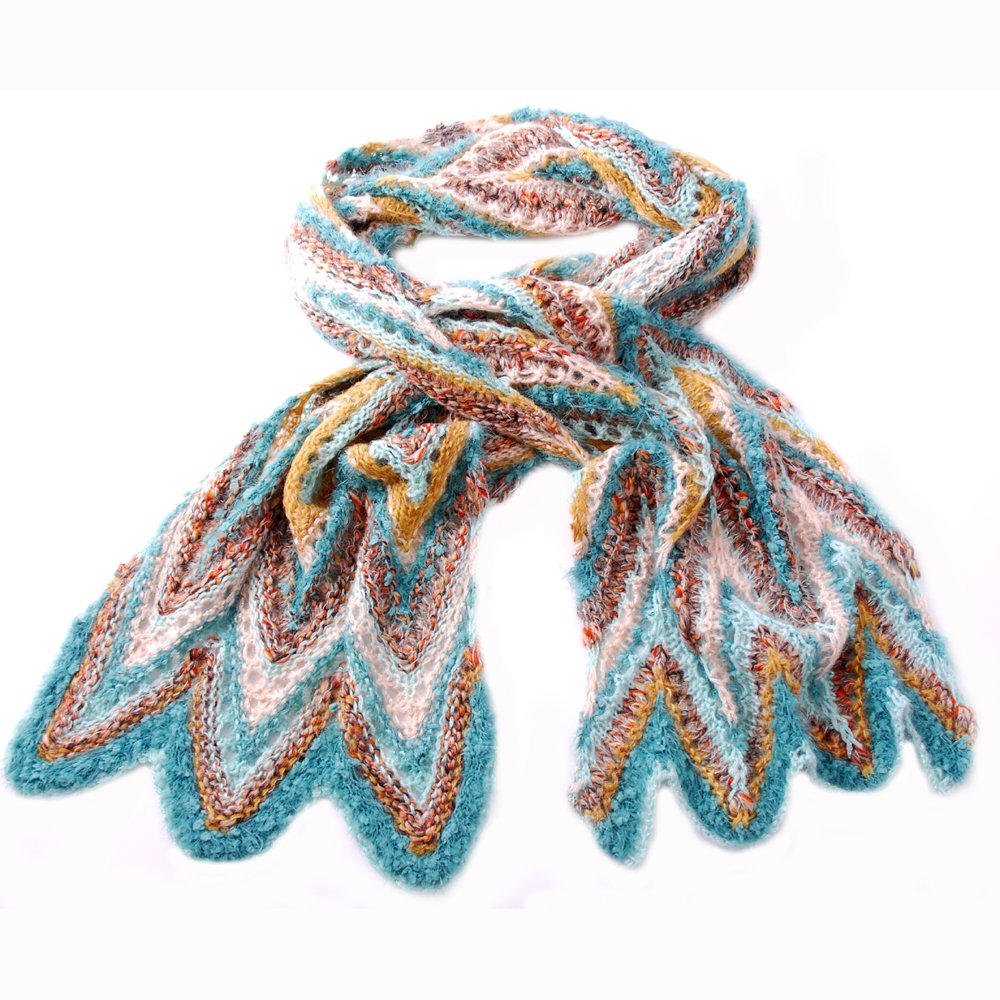 Crochet patterns scarf in Women's Scarves / Shawls - Compare