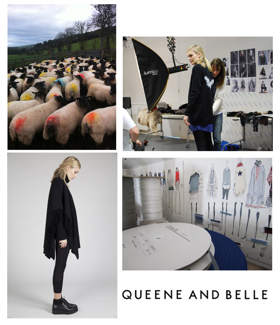 Queen and Belle New season designer collection | Morgan Clare