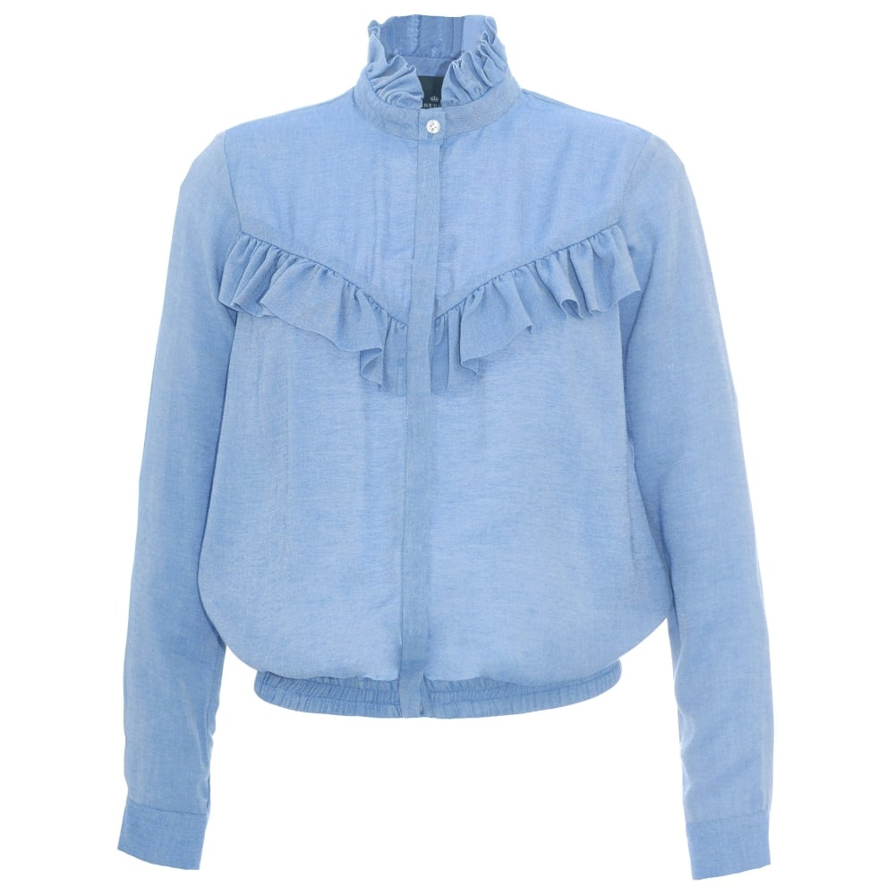 6e8865240c Designer Denim Shirts Womens – EDGE Engineering and Consulting Limited
