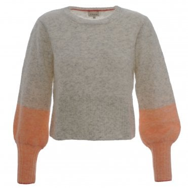 Angie Colour Block Jumper