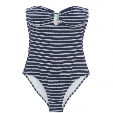 Argentina Stripe Swimsuit