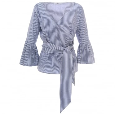 Ashworth Stripe Blouse