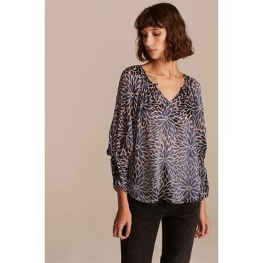 Autumn Bloom Blouse