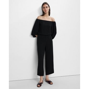 Bardot Waisted Jumpsuit
