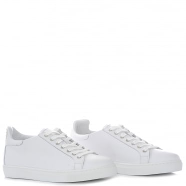 Bibi Leather Trainer