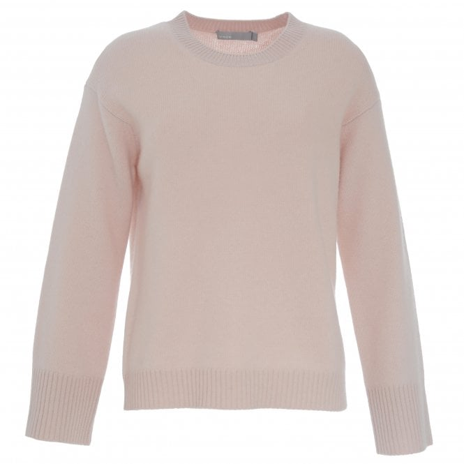 Boxy Cashmere Sweater