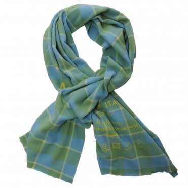Cassiar Check Scarf
