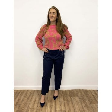 Claire Zip Trousers