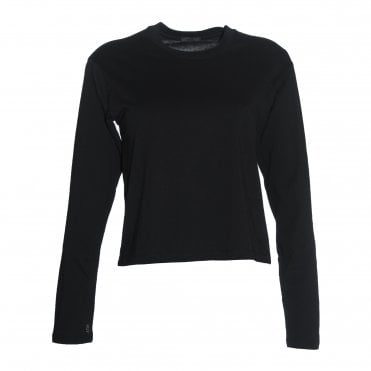 Classic Jersey Long Sleeved Boy Tee
