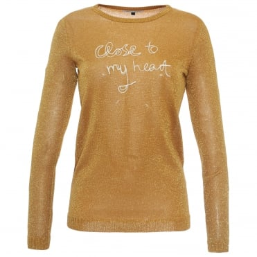 Close To My Heart Sparkle Sweater
