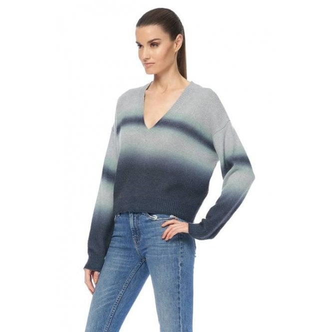 Clover V Neck Jumper