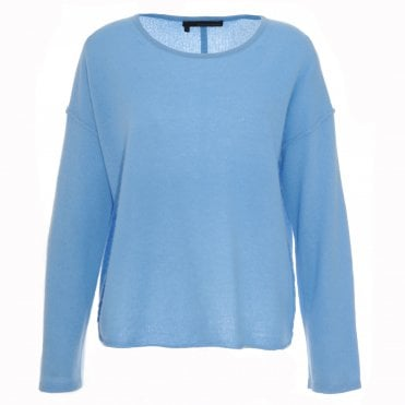 Delia Cashmere Sweater