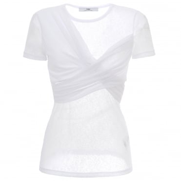 Dilute White T-Shirt