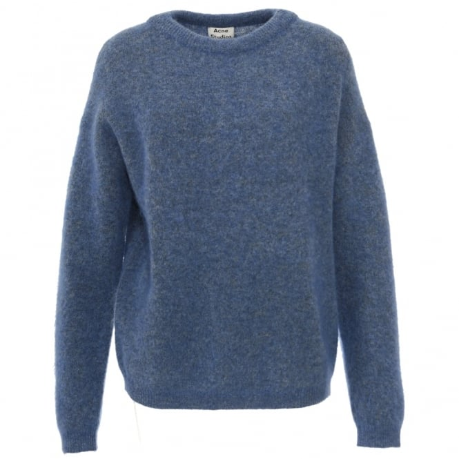 d541e5f94262b Acne Studios dramatic mohair oversize sweater