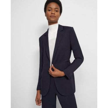 Drape Suit Jacket