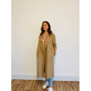 Erika Double Button Coat