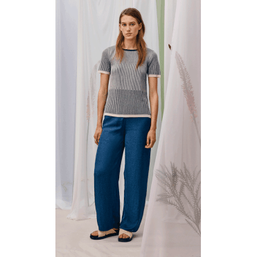 Ester Trousers - Navy