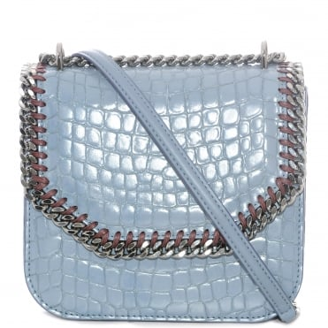 Falabella Croc Box Bag
