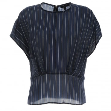 Federica Stripe Top