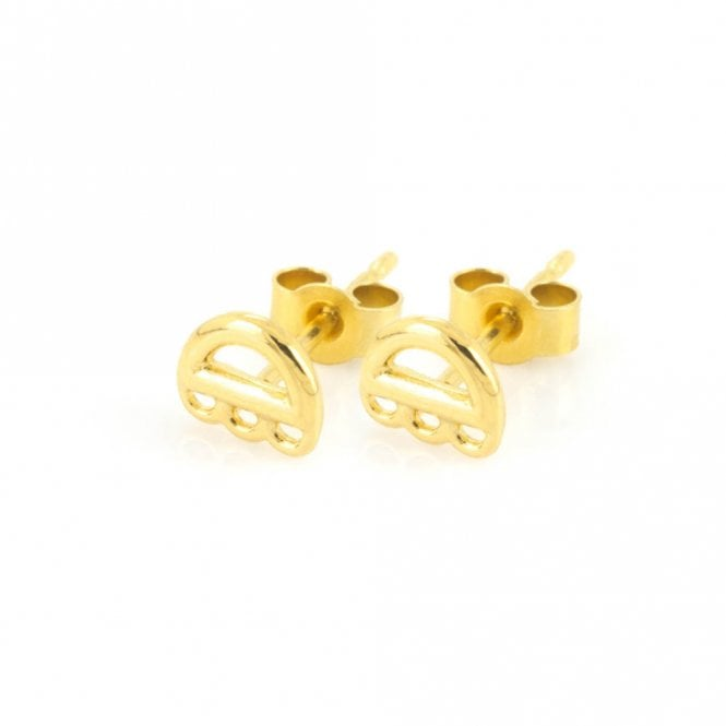 Femme Sunrise Stud Earrings