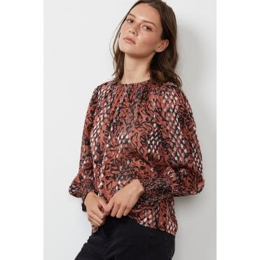 Ferris Long Sleeved Blouse