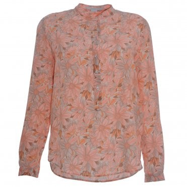 5076105a6fa08 Floral silk shirt New · Stella McCartney ...