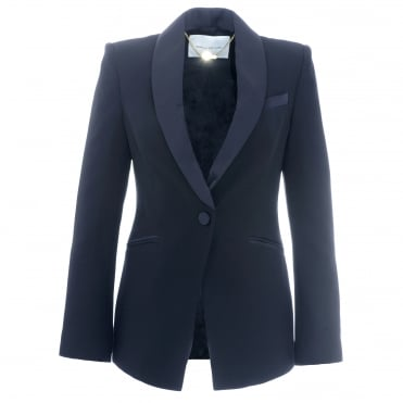 Fresco Navy Blazer