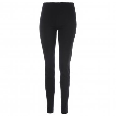 Gabardine Black Legging
