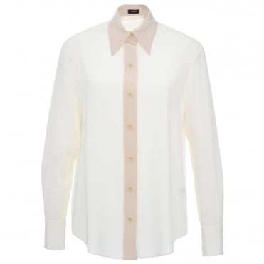 Garconne Button Blouse