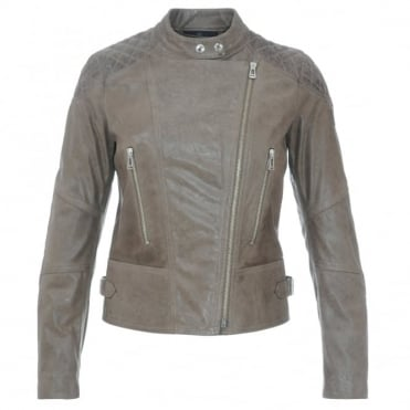 Glyde Leather Jacket