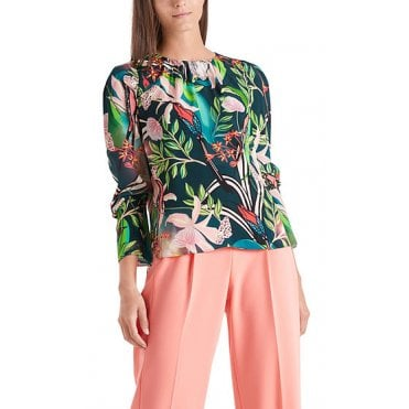 Hummi Long Sleeved Blouse