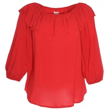 Ibby Off The Shoulder Top