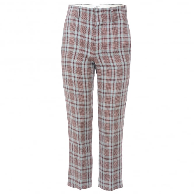 Idini Check Trousers