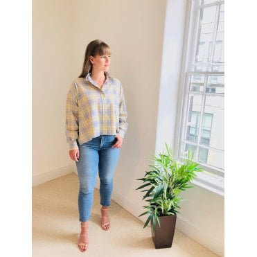 Ilaria Check Flannel Shirt