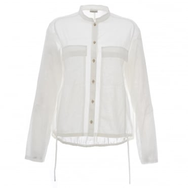 Iona White Shirt