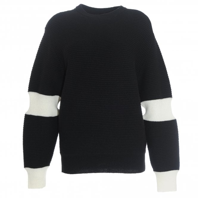 Iva Knitted Cashmere and Wool Jumper