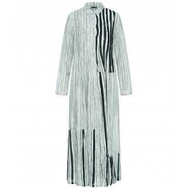 Jeny Stripe Dress