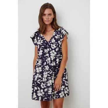 Kellie Short Floral Dress