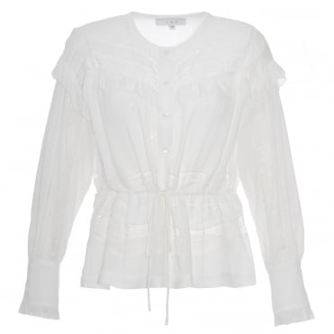 Keola Lace Blouse