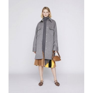 Kerry Double Pocket Shirt Coat
