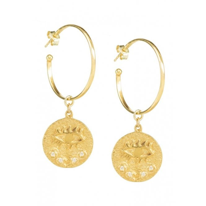 Kressida Hoop Earrings