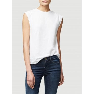 Le Mid Rise Muscle Tee