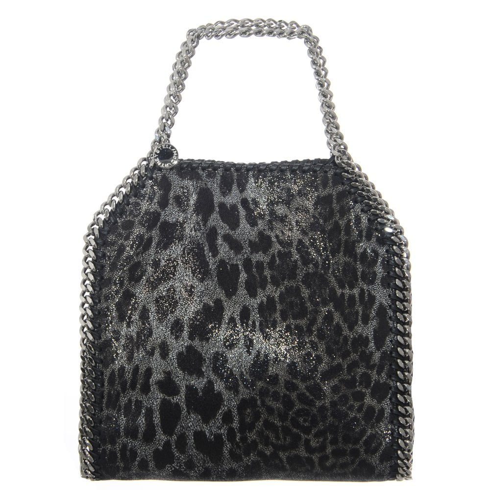 1936dd13ff Stella McCartney Mini leopard Print Falabella Bag