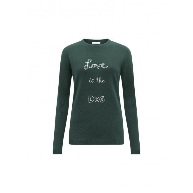 Love Is The Dog Jumper