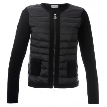 moncler View all Outerwear BLACK