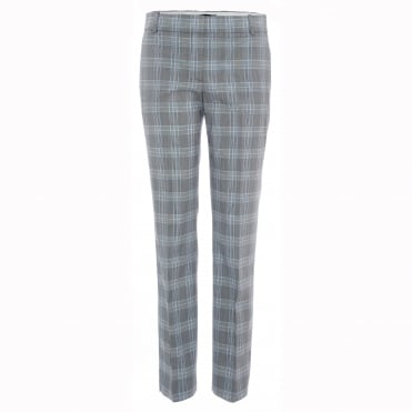 Maple Check Trousers