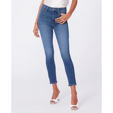 Margot Crop Skinny - Tristan
