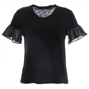 Maureen Ruffle T-Shirt