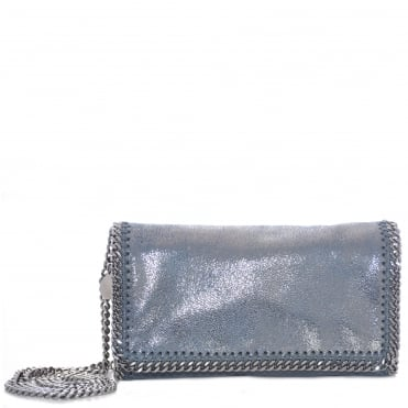 Metallic Falabella Bag