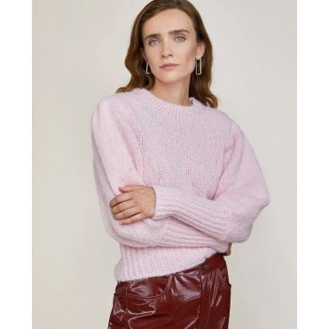 Mindy Balloon Sleeve Knit